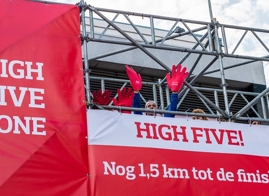 Aon High Five Zone